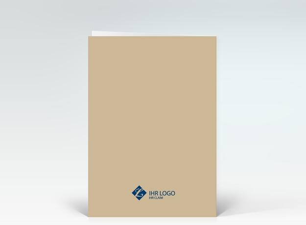 geburtstagskarte happy birthday typografisch blau auf beige designer. Black Bedroom Furniture Sets. Home Design Ideas